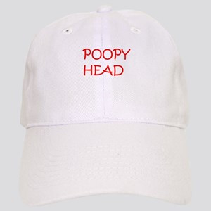 Poopy Head Baseball Cap