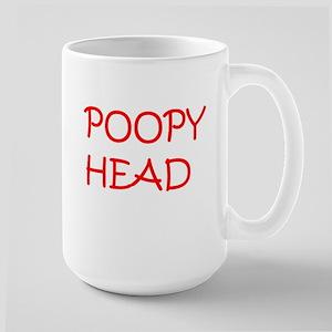 Poopy Head Mugs