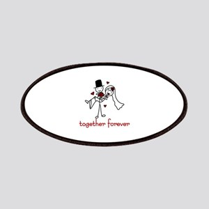 Together Forever Patches