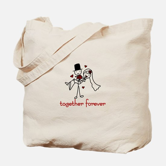 Together Forever Tote Bag