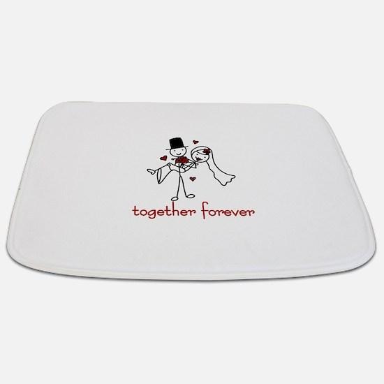 Together Forever Bathmat