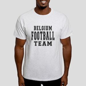 Belgium Football Team Light T-Shirt