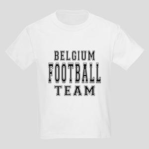 Belgium Football Team Kids Light T-Shirt