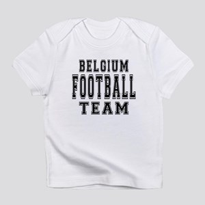 Belgium Football Team Infant T-Shirt