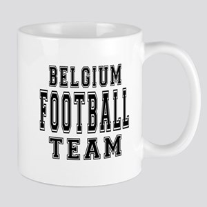 Belgium Football Team Mug
