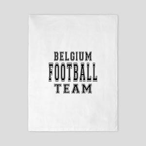 Belgium Football Team Twin Duvet