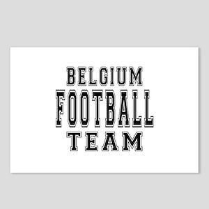 Belgium Football Team Postcards (Package of 8)