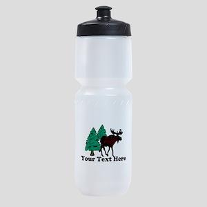 moosewoods2design Sports Bottle