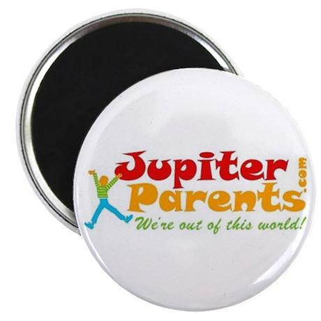 """2.25"""" JupiterParents.com Magnets (10 pack)"""