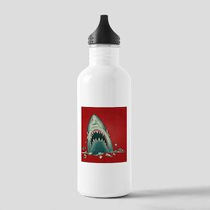 Shark Attack Water Bottle