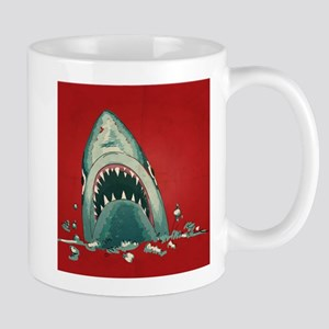 Shark Attack Mugs