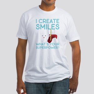 I create Smiles What's Your Super Power T-Shirt