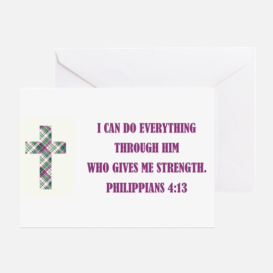 I CAN DO... Greeting Card