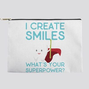 I create Smiles What's Your Super Pow Makeup Pouch