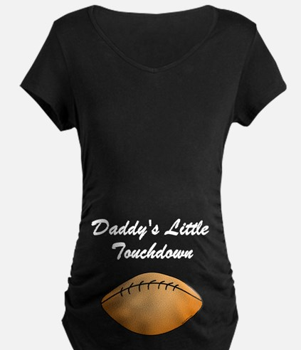 Touchdown (belly image) T-Shirt
