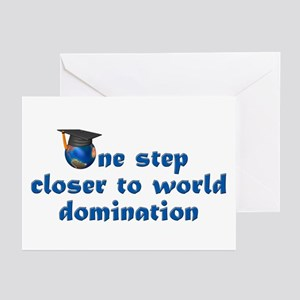 Graduation Gifts Law Greeting Cards (Pk of 10)