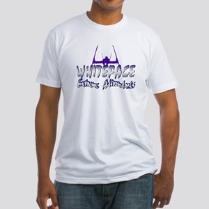 Whiteface Mountain Fitted T-Shirt