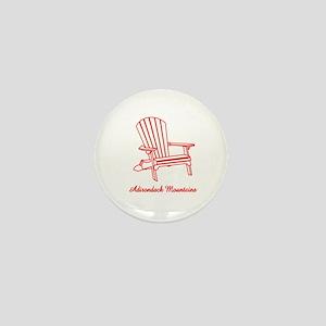 Adirondacks Mini Button