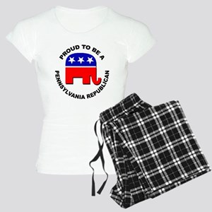 Proud Pennsylvania Republic Women's Light Pajamas