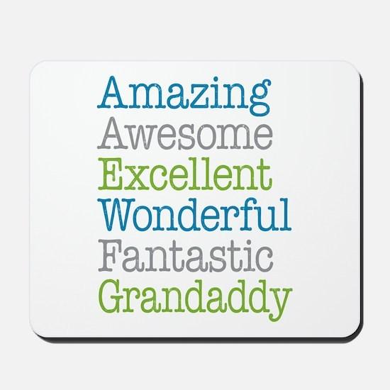 Grandaddy -Amazing Fantastic Mousepad