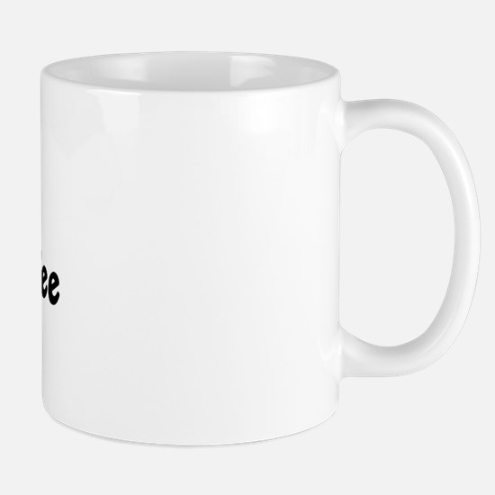 cake and coffee today Mug