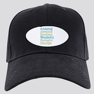 Grandpa - Amazing Fantastic Black Cap