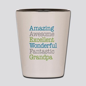 Grandpa - Amazing Fantastic Shot Glass