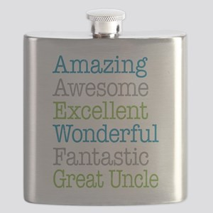 Great Uncle - Amazing Fantastic Flask