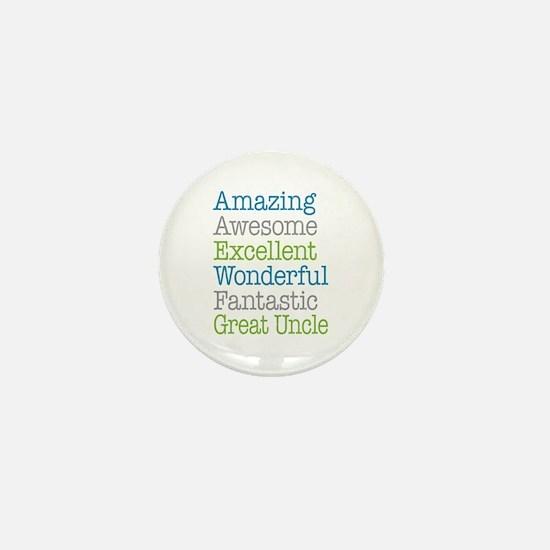 Great Uncle - Amazing Fantastic Mini Button