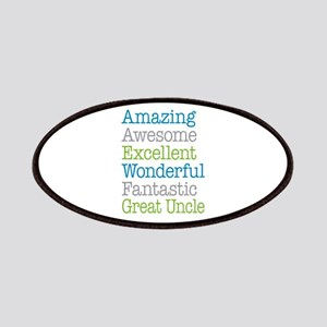 Great Uncle - Amazing Fantastic Patches