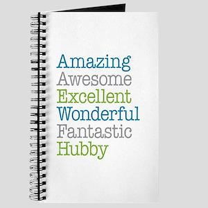 Hubby - Amazing Fantastic Journal