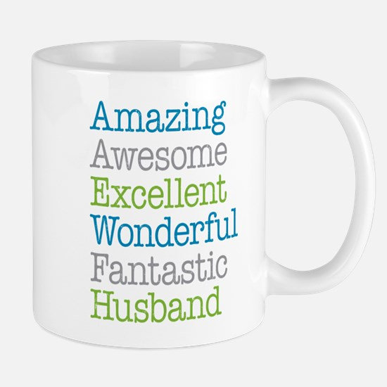 Husband - Amazing Fantastic Mug