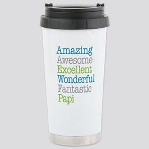 Papi - Amazing Fantasti Stainless Steel Travel Mug