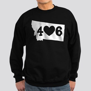 Montana 406 Sweatshirt (dark)