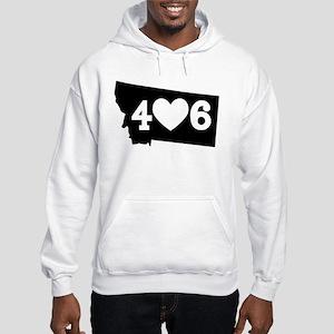 Montana 406 Hooded Sweatshirt
