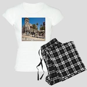 downtown st augusitne Pajamas