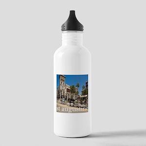 downtown st augusitne Water Bottle