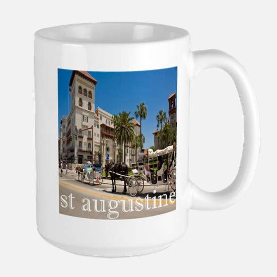 downtown st augusitne Mugs