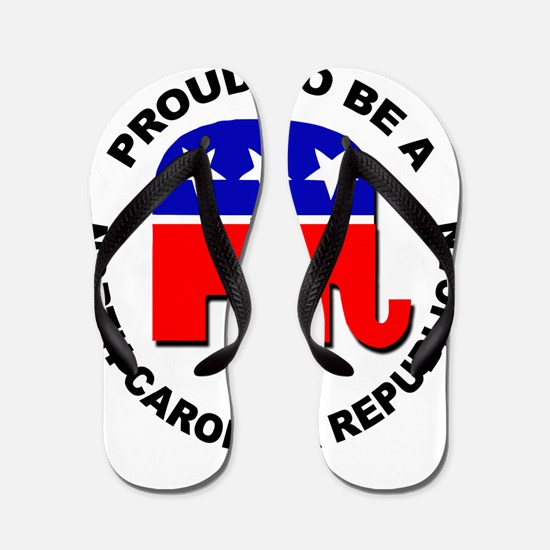 Proud North Carolina Republican Flip Flops