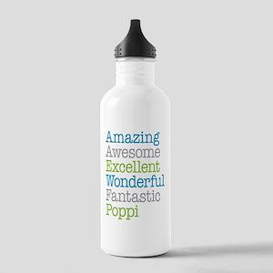 Poppi - Amazing Fantas Stainless Water Bottle 1.0L