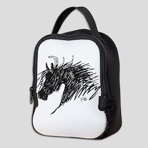 ornament Neoprene Lunch Bag