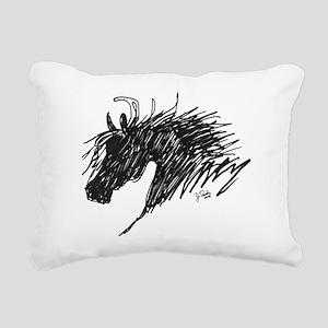 ornament Rectangular Canvas Pillow