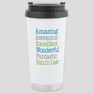 Son-In-Law Amazing Fant Stainless Steel Travel Mug