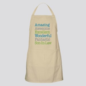 Son-In-Law Amazing Fantastic Apron