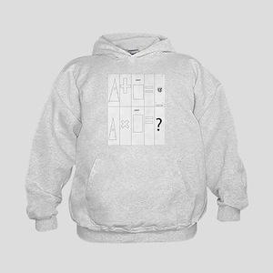 Illuminati plus paper Sweatshirt