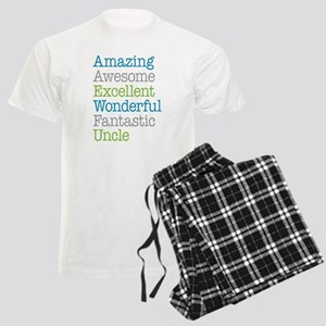 Uncle - Amazing Fantastic Men's Light Pajamas