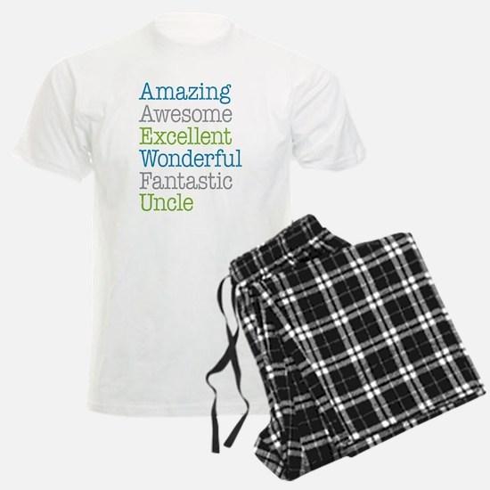 Uncle - Amazing Fantastic Pajamas