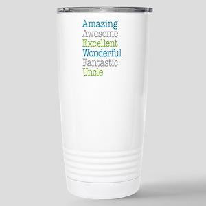 Uncle - Amazing Fantast Stainless Steel Travel Mug