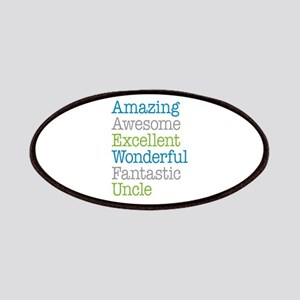 Uncle - Amazing Fantastic Patches