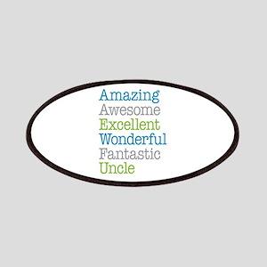 Uncle - Amazing Fantastic Patches